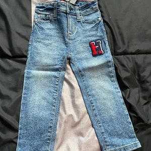 Toddler boys TH jeans NWT